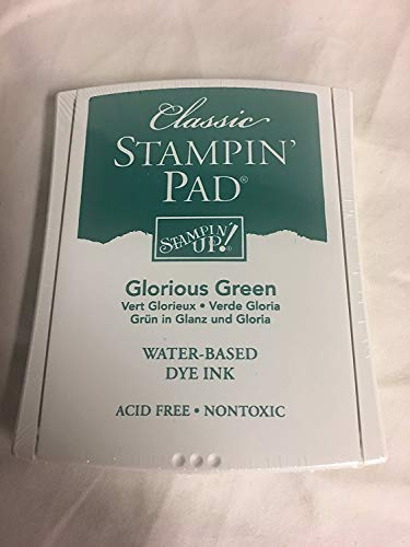 Stampin' Up! Classic Stampin' Pad Water-Based Dye Ink Glorious (Ink Stampin Pad)