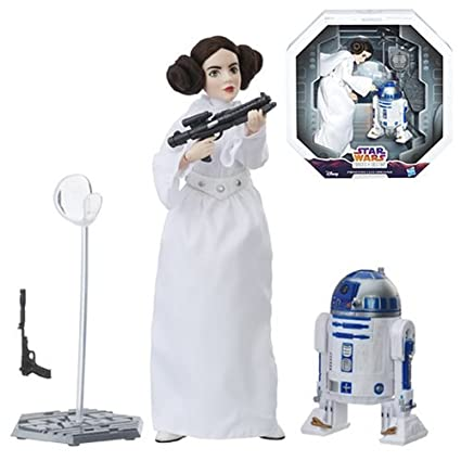 Amazon.com: Star Wars Fuerzas de Destiny Princess Leia ...