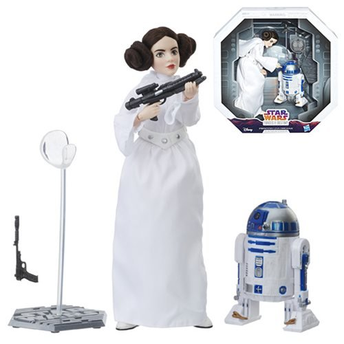 Princess Leia Organa Costume (Star Wars Forces of Destiny Princess Leia Organa Adventure Doll)