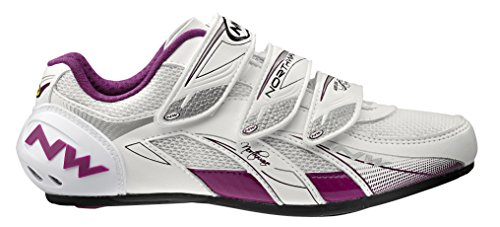 Northwave Venus 37 White/Purple by Northwave