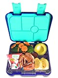 Abovego - 6-Compartments-Bento Box for Kids & Adults- BPA Free-...