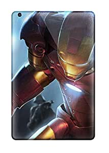 New Style Hot Case Cover Protector For Ipad Mini 2- The Iron Man 5379300J17509894