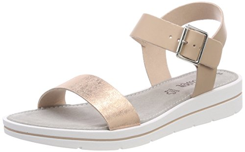 Rose Back Oliver Met Pink Sling Sandals 28200 s Rose Women's da8yqwTUTI