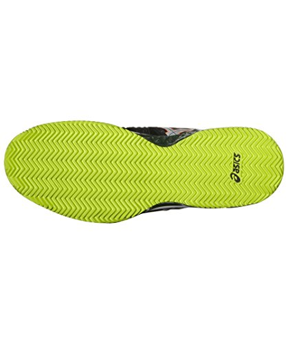Vamos Zapatillas Gel-Resolution 6 Clay negro - negro