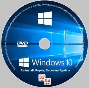Windows 10/32 e 64 bits junto com serial SUPER PROMOÇÃO DVD COM LICENÇA POUCAS UNIDADES