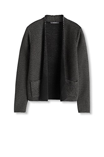 ESPRIT Collection, Chaqueta para Mujer Negro (black 001)