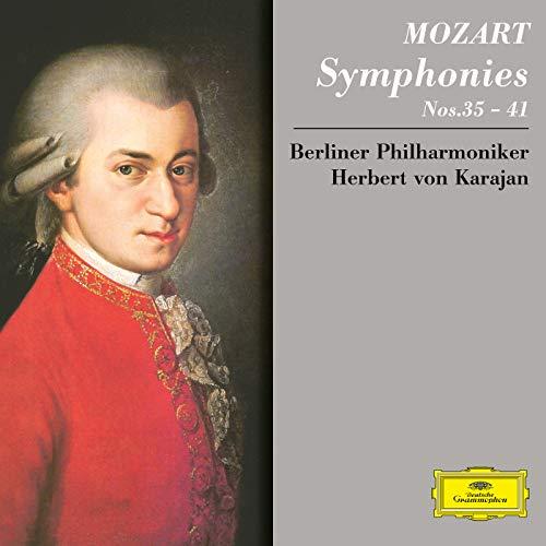 (Mozart, W.A.: Symphonies Nos.35 - 41)