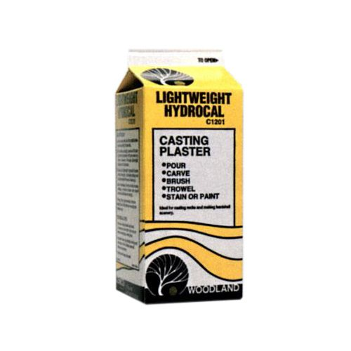 Lightweight Hydrocal,C1201, 2 lbs.