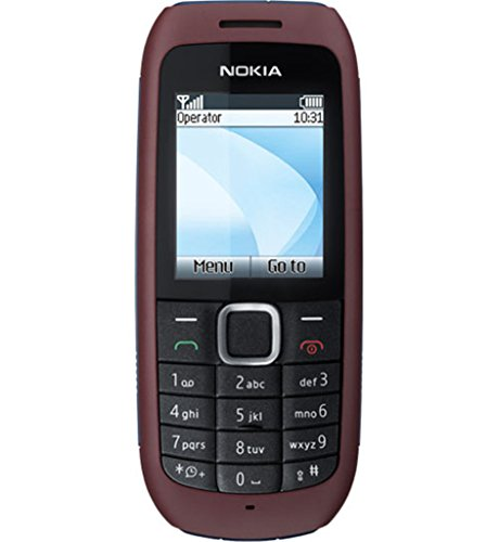 Unlocked Nokia 1616 Loud Soft keys Flashlight Business affairs Old main Student Mobile phone by Nokia