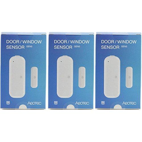 3 Pack Aeon Labs Door Window Sensor 5