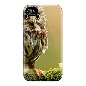 WaR36539FUgL CarlHarris Awesome Cases Covers Compatible With Iphone 6 - Animals Funny Owlet