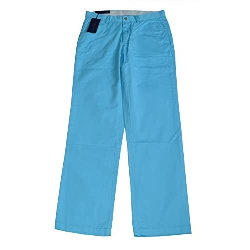 bbf95480d0ed9 good Polo Ralph Lauren Men's Classic-Fit Flat-Front Chino Pants ...
