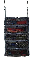 The Super PACK - Suitcase and Luggage Organizer (Black) by PACK Gear