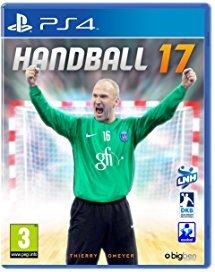 IHF Handball Challenge 17 (PS4) by Bigben