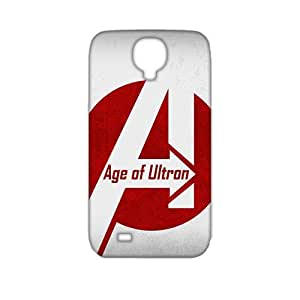 WWAN 2015 New Arrival avengers age of ultron 3D Phone Case for Samsung GALAXY S4