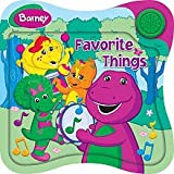 Barney Favorite Things, , 1412744652