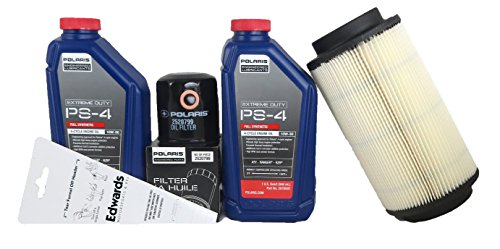 polaris xp 1000 oil change kit - 5