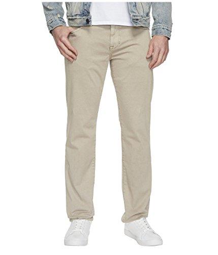 Joe's Jeans Men's Brixton Straight and Narrow Jean in Mccowen Colors, Crew Khaki, 40