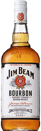 Whisky Jim Beam White 1L