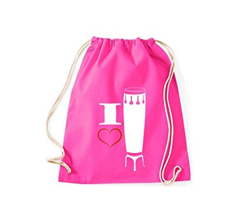 Rosa Para Tela Mujer De Algodón Shirtstown Bolso qSw7UYv
