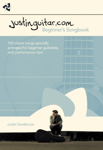 Justinguitar.com Beginner's Songbook (Easy Guitar With Notes & Tab)