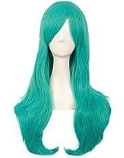 MapofBeauty Cosplay Curly Anime costume Fashion Wigs