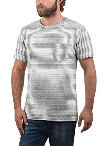 Jackamp; Uomo Con shirt Maglietta Da A Maniche Corte Jones T Jonas Cloud Dancer Girocollo w0PknO