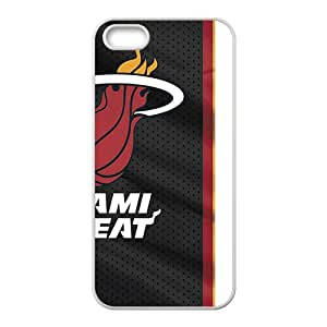 miami heat Phone high quality Case for iPhone 5S Case