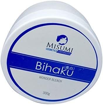 Misumi Bihaku Wonder Bleach Face And Body Bleach 300g