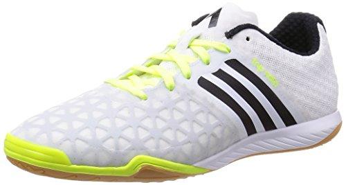adidas ACE 15.1 Topsala - Botas para hombre Blanco / Negro / Lima