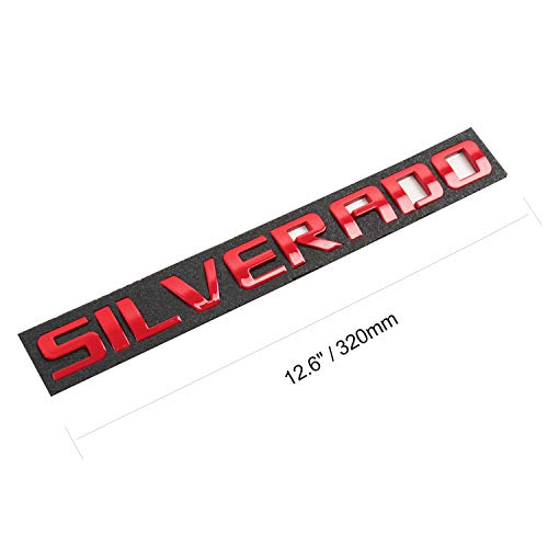 3D Emblem Badge for Chevy Chevrolet Silverado Pickup