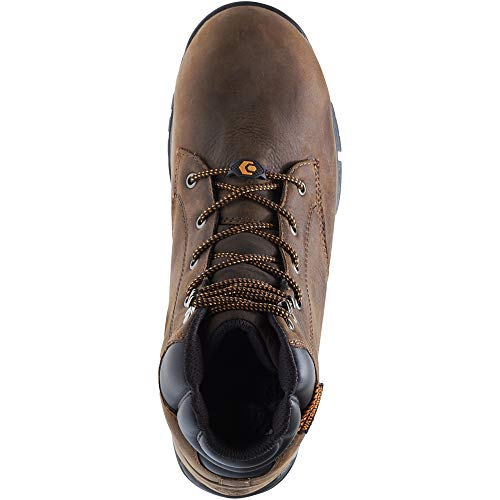 Wolverine Men's Mauler LX Composite Toe Waterproof Work Boot, Brown, 13 3E US by Wolverine (Image #2)