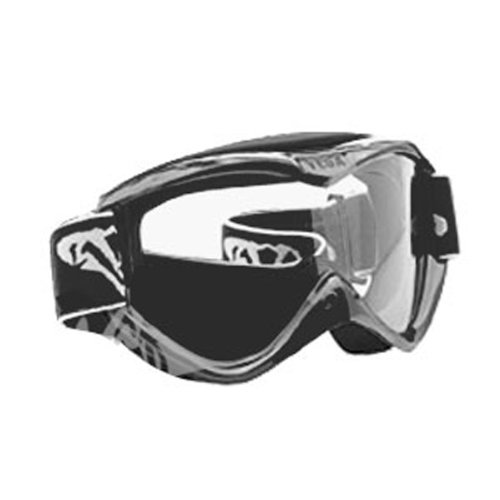 Motorcycle Goggles – Motorcycle Goggles ATV/Motocross Goggles EYGAdultBlack, Outdoor Stuffs