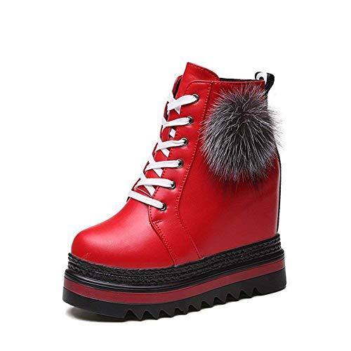 37 's Shoes Chunky Uomo Casual Peluche Ups Scarpe Eu And Da Martin Boots Lace Deed Bottom tqwU6Fx