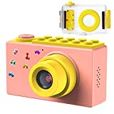 Samoleus Kids Waterproof Camera, Underwater Shockproof Kids Digital Camera, Children Video Camera Full