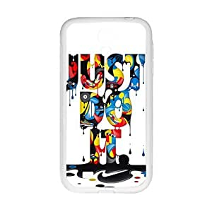 Creative Just Do It New Style High Quality Comstom Protective case cover For Samsung Galaxy S4
