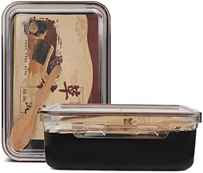Viowey Reusable Ginger Cream Moxibustion Cream -Health Mud Moxibustion Hot Cream, Microwave Heating, Body Massage Fatigue Pain Relief Home Beauty Health Spa Winter Wellness Essentials (Herbal Cream)