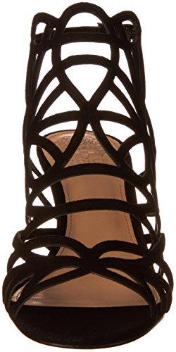 Fashion Sandals Camuto Women's Pelena Black Vince WqwPYO88