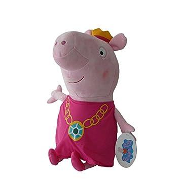 Peluche Peppa Pig - cumpleaños - 25 cm