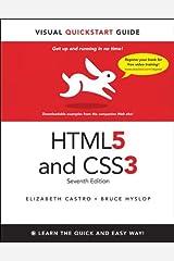 HTML5: Visual QuickStart Guide Kindle Edition