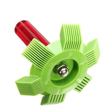 Ac Fin Straightener - Fin Straightening Tool - Refrigeration AC Condenser Plastic Fin Straightener For Cleaning ( Fin Straightener )