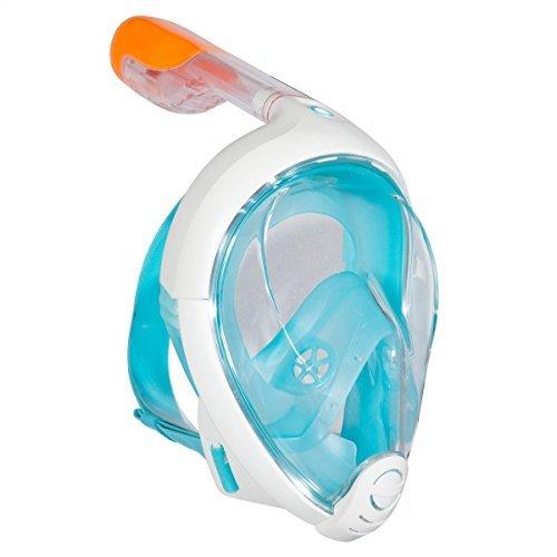 【再入荷】 Tribord EasyBreath Full Face Anti-Fog Anti-Fog Hypoallergenic Face Silicone Silicone Facial Lining Atoll S/M [並行輸入品] B06XFQPYK7, 平鹿郡:f5a3e2f2 --- albertlynchs.com