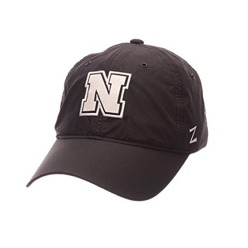 - NCAA Nebraska Cornhuskers Adult Men's Darklite Performance Hat, Adjustable Size, Black
