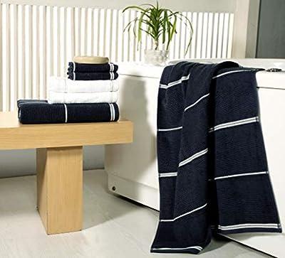 Avira Home Az Garboard Towel 6 pcs (2 Bath + 2 Hand + 2 Face)