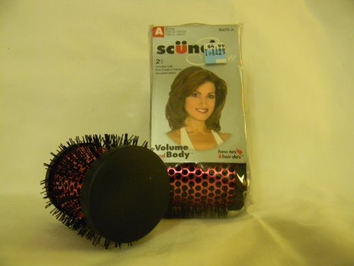 Scunci Salon Thermal Rollers for Body and Volume