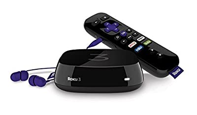 New Roku 3 6.5 Foot HDMI - Bundle - v1