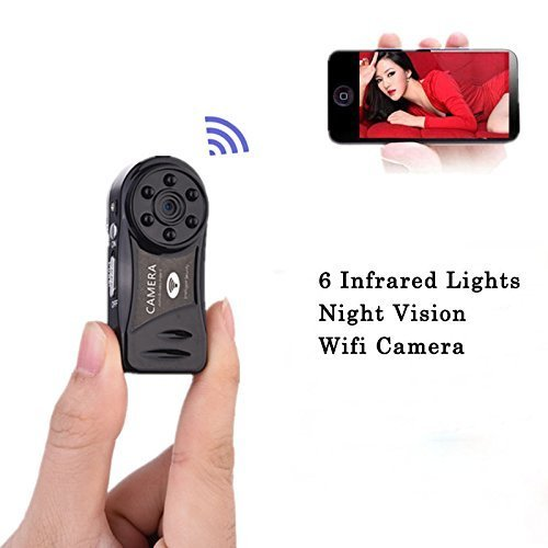 MaQue Mini Camera Wifi HD Infrared Night Vision Wireless Secret Cam Securtity Nanny Camara Camcorder Espia Candid IP Hidde