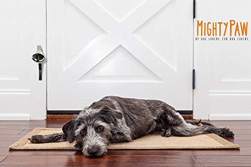 Mighty Paw Metal Potty Bell, An All Metal Dog Doorbell with Sleek Silver Bell and Support, The Thick-Walled Durable Bell Optimizes Sound Quality. Includes Free Training Tips by Mighty Paw (Image #2)