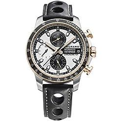 Chopard Grand Prix de Monaco Historique Chronograph Mens Watch 168570-9001