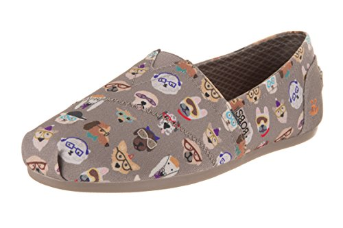 a816e5ec29e Skechers BOBS Women s Plush-Wag Party Flat - KAUF.COM is exciting!